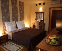 The Dom Hotel Szeged room