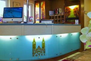 Dóm Hotel Recepció